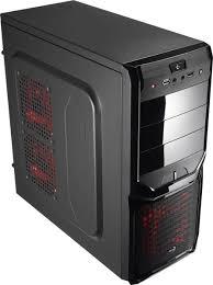 Компьютерный <b>корпус Aerocool V3X</b> Advance Black Edition ...