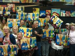 pips painting pub in wyandotte offers unique art classes for s kids wyandotte mi patch