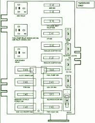 1996 ford e250 fuse diagram wiring 1994 Ford Van Fuse Diagram 99 Ford Ranger Fuse Box Diagram