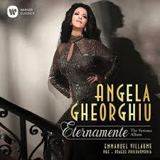 "<b>Angela Gheorghiu</b>: ""<b>Eternamente</b>: The Verismo Album"""