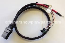48808 fisher polycaster western tornado blizzard ice chaser 48808 fisher polycaster western tornado blizzard ice chaser cable assembly poly hopper ii