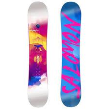 Salomon Board Size Chart Salomon Lotus Womens Snowboard