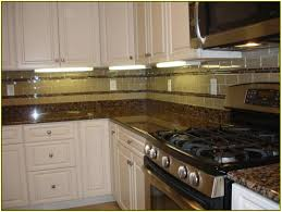 White Kitchen Cabinets With Brown Granite Countertops Cabinet