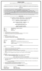 Private Bank Resume Formet Fresher Perfect Resume Format