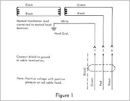 electro voice 654a e v 654a wiring diagram