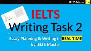 ielts writing task ielts master plans and writes a model  ielts writing task 2 ielts master plans and writes a model discussion essay in real time