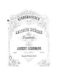 29347041ed06c7190ab27087240e48d93b8ea17e kinderszenen, op 15 (schumann, robert) imslp petrucci music on key log printable
