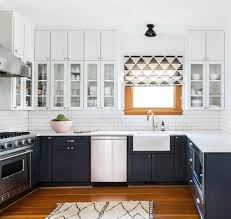 27 two tone kitchen cabis ideas concept this is still in trend blue grey kitchen cabinets grey kitchen cabinets what colour walls