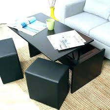 coffee table with seating square ottoman glass ottomans underneath cool leather coffee table with ottomans