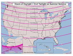 How Alaskans Cope With Two Months Of All Day Daylight The