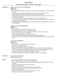 Cleaning Resume Samples Cleaning Supervisor Resume Samples Velvet Jobs 12