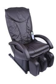 massage chair grey. new full body shiatsu massage chair recliner bed ec-69 grey