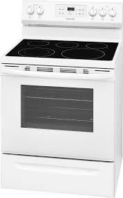 frigidaire ffef3054tw white side view frigidaire ffef3054tw white cooktop