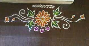 Small Picture Rangoli Designs Simple and Small Rangoli Rangoli Designs and