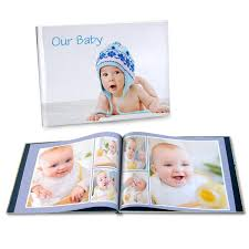 online baby photo book create a baby photo book online ritzpix