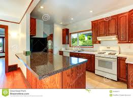 kitchens with wood cabinets and white appliances.  Appliances Kitchen Cabinets With Granite Tops And White Appliances Throughout Kitchens With Wood Cabinets And White Appliances N