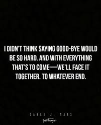 Saying Quotes Stunning 48 Sad Quotes That Describe The Pain Of Saying Goodbye YourTango