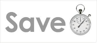 """Résultat de recherche d'images pour """"save time"""""""