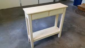 Sofa Tables Diy Sofa Table Plans Best Of Simple Hall Outdoor Patio