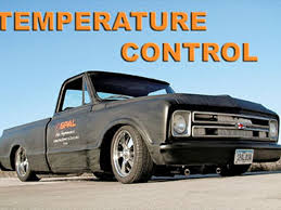 1967 chevy c10 spal fans electric fan install sport truck 1967 chevy c10 spal high performance fan install temperature control