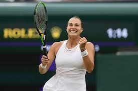 Player of the Day: Aryna Sabalenka