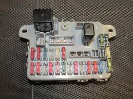 88 89 honda crx oem d15b2 interior fuse box autopartone com product image 88 89 honda crx oem d15b2 interior fuse box