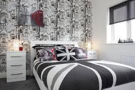 British Themed Bedroom Ideas