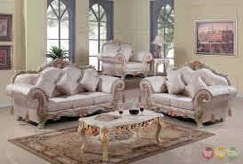 traditional living room furniture sets. Classic Furniture Chairs Set For Traditional Living Room With Cream Drawing Have Lamp On Nightstand Front Double Wooden Doors Above Ceramic Sets V
