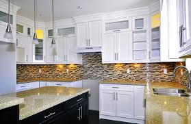 Image Of: Latest Kitchen Cabinet Designs Wood