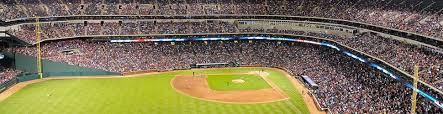 Specific Seating Chart New Rangers Stadium Texas Rangers