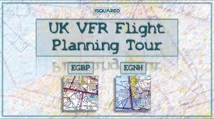 Uk Vfr Charts Online Uk Vfr Ppl Flight Planning 2018