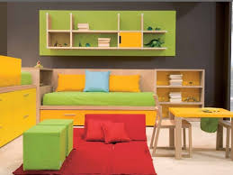 Kids Bedroom For Small Rooms
