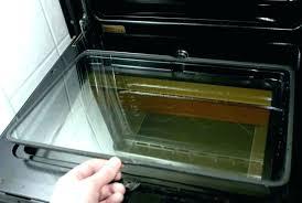 best way to clean oven window how to clean oven window interior decor ideas cleaning door