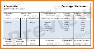 Online Pay Stub Generator 13 Free Paystub Generator Online Shrewd Investment