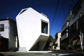 Small Picture Amazing Mineral House is a Mult Faceted Micro Home in Japan