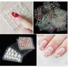 Amazon.com : Premium MASH 100 Pc Nail Art Nailart 3d Manicure ...