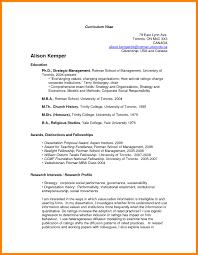 Cv Vs Resume In Canada | Cover Letter