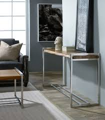 Pine sofa Tables New This Console Table Takes the Best Of Industrial