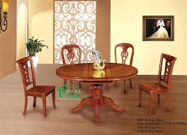 wooden dining table chairs china oak wood round chair