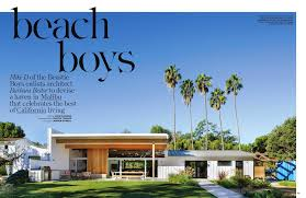 Trevor Homes Designs Tour 100 Years Of Celebrity Homes In Architectural Digest