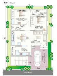 Home Plans In Hyderabad India House Plans Pinterest East Facing House Vastu Plan With Pooja Room Home Designs
