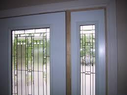 Modern Exterior Front Doors Interior Prehung Mid Century Double ...