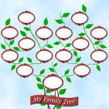 Family Tree Templates Kids Family Tree Templates For Children
