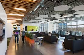silicon valley office. Various Innovations Are Invented To Keep Employee Being Motivated, Thus Keeping The Company\u0027s Productivity. GoDaddy Silicon Valley Office Is One Of S