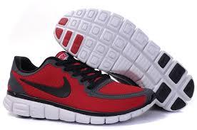 nike running shoes red. womens cheap nike free 5.0 v5 running shoes red grey black,nike run 5