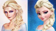 10 ridiculously awesome makeup tutorials you need to see self this is my disney s frozen elsa