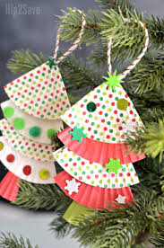 DIY Christmas Ornament Projects  Martha StewartChristmas Tree Ornament Crafts