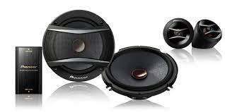pioneer 6x8 speakers. pioneer 6.5 inch component car speaker package 6x8 speakers