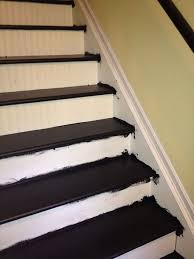 interior stairs makeover stair makeover interior stairs and floor painting