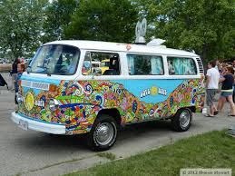 Hippie Buses